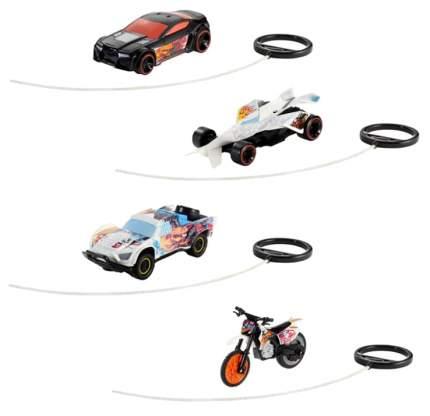 Модель машины с вытяжным тросом Team Hot Wheels Mattel