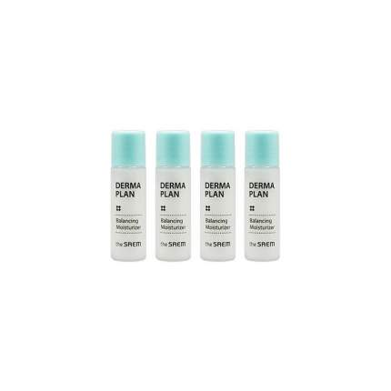 Лосьон для чувствительной кожи (пробник) DERMA PLAN Balancing Moisturizer 5 мл