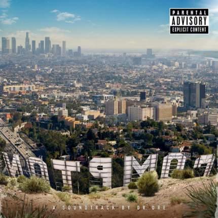 Виниловая пластинка Soundtrack Dr, Dre: Compton (2LP)