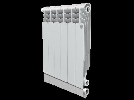 Радиатор биметаллический Royal Thermo Revolution Bimetall 563x485