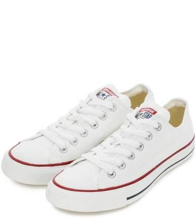 Кеды женские Converse M7652_W белые/красные/черные 36
