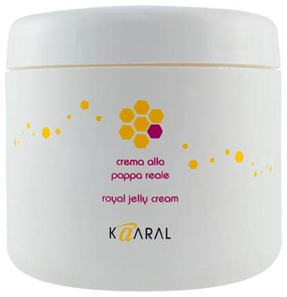 Питательная крем-маска для волос Kaaral с маточным молочком 500 мл