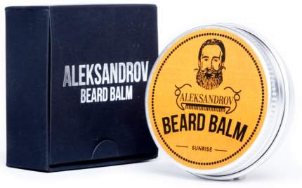 Бальзам для бороды ALEKSANDROV Sunrise 30 гр