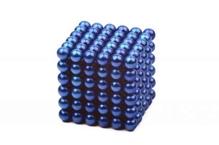 Куб из магнитных шариков Forceberg Cube 5 мм,синий,216 эл.