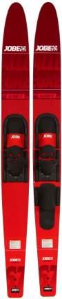 "Водные лыжи Jobe 2019 Allegre Combo Skis Red 67"""