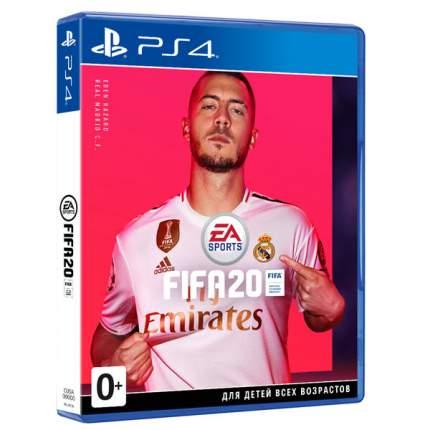 Игра FIFA 20 для PlayStation 4