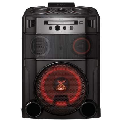 Музыкальная система Midi LG OM7550K