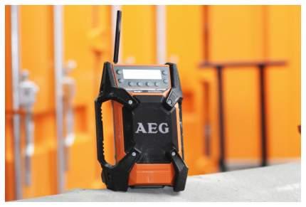 Радиоприемник AEG BR1218C-0 4935451539 БЕЗ АККУМУЛЯТОРА И З/У