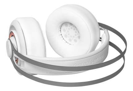 Игровые наушники SteelSeries Siberia Elite White