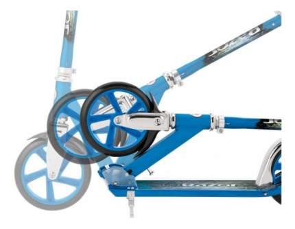 Самокат Razor A5 Lux синий