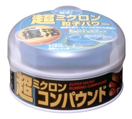 Полироль soft99 Micro Rubbing Compound 09054 180г