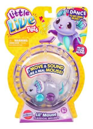 Интерактивная мышка Moose Little Live Pets Classical Melody