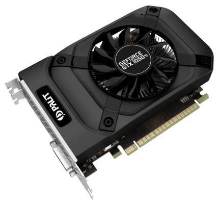 Видеокарта Palit nVidia GeForce GTX 1050 Ti (PA-GTX1050Ti StormX 4G)