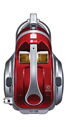 Пылесос LG  VK89380NSP Red