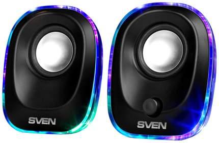 Колонки компьютерные Sven 330 Черный