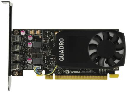Видеокарта PNY Quadro P1000 (VCQP1000DVI-PB)