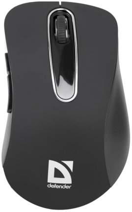 Беспроводная мышка Defender Datum MM-075 Black (52075)