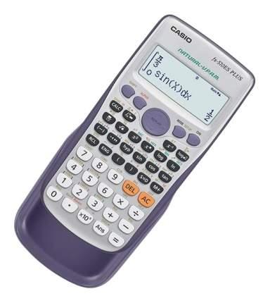 Калькулятор Casio FX-570ESPLUS Серый, фиолетовый