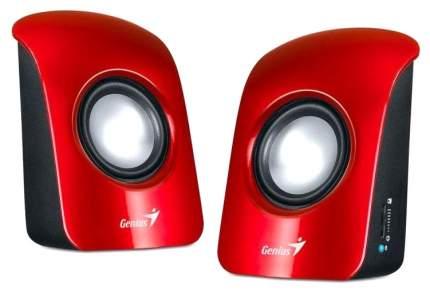 Колонки Genius SP-U115 2.0 Красный