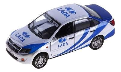 Коллекционная модель Carline 1:32 Lada Granta Гонка