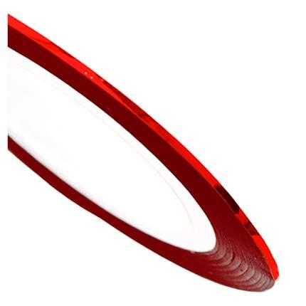 Лента для ногтей nailLOOK Striping Tape Красная