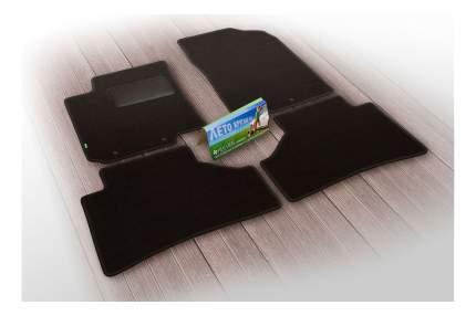 Комплект ковриков в салон автомобиля Autofamily для Volkswagen (KVR02513001210kh)