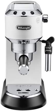 Рожковая кофеварка DeLonghi EC685.W White