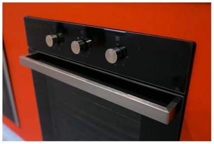 Встраиваемый электрический духовой шкаф MAUNFELD MEOF.676B Black