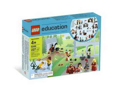 Сказочные и исторические персонажи - Fairytale and Historic Minifigure Set - Lego 9349