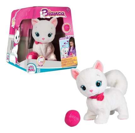 Интерактивное животное IMC Toys Bianca с клубком