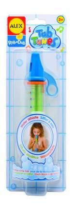 Интерактивная игрушка для купания ALEX Водяная дудочка
