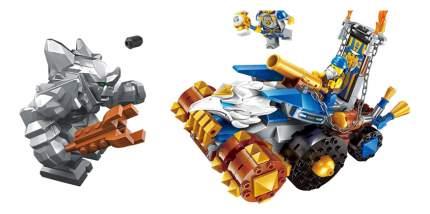Конструктор пластиковый Brick Робот-трансформер