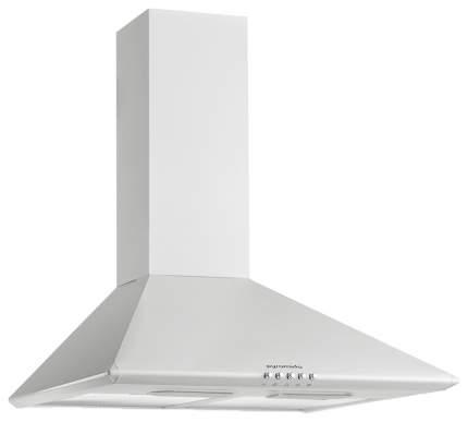 Вытяжка купольная Pyramida Basic Casa 50 K WH White