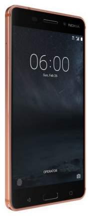 Смартфон Nokia 6 32Gb Copper