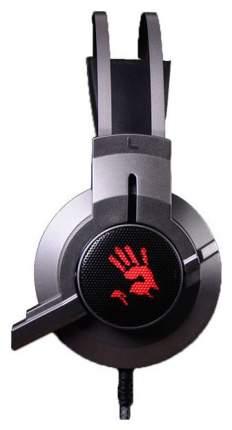 Игровая гарнитура A4Tech Bloody G437 Black/Red