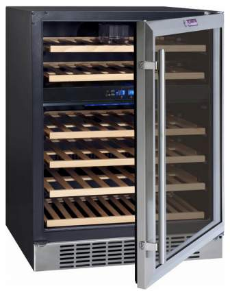 Встраиваемый винный шкаф La Sommeliere CVDE46.2Z