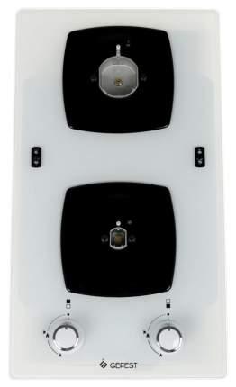 Встраиваемая варочная панель газовая GEFEST ПВГ 2003 К12 White