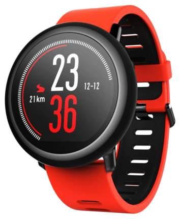 Смарт-часы Xiaomi Amazfit Pace Black/Red