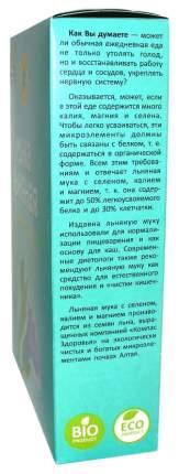 Мука льняная Компас Здоровья с селеном калием магнием 300 г