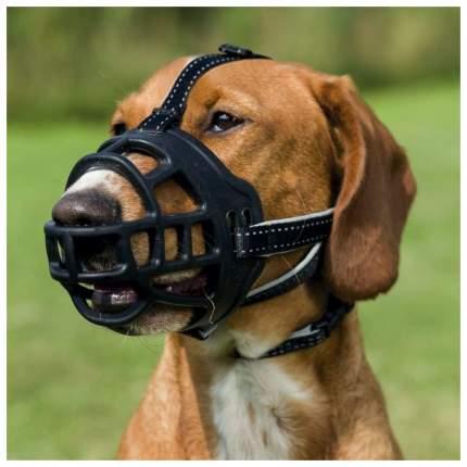 Намордник для собак Trixie Muzzle Flex, размер 6