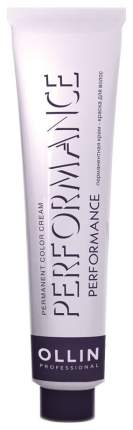 Краска для волос Ollin Professional Permanent Color 9/0 Блондин 60 мл