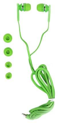 Наушники GAL M-005 Green