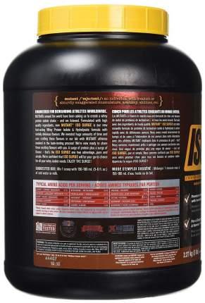 Протеин Mutant Iso Surge 2270 г Coconut Cream