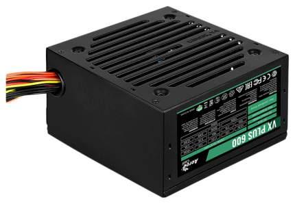 Блок питания компьютера Aerocool VX PLUS 600