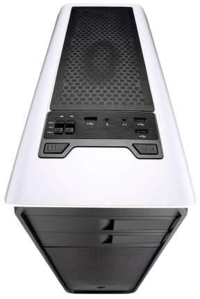Компьютерный корпус AeroCool AERO-500 Window без БП white/black