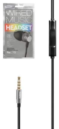 Наушники Remax RM-512 Black