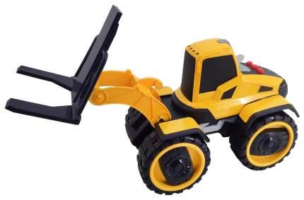 Машина инерционная, Погрузчик вилочный, свет, звук 6655-7 Наша игрушка