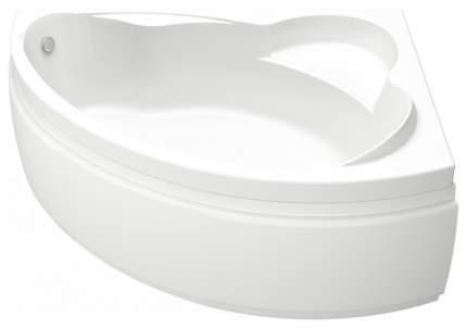 Акриловая ванна BAS Лагуна 170х110 без гидромассажа левая
