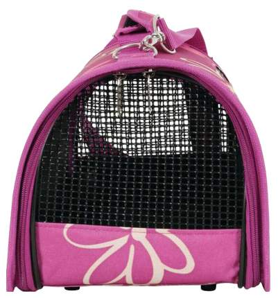 Сумка для перевозки кошек и собак Zolux сливовая Д 25 х Ш 43,5 х В 28,5 см