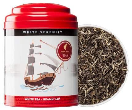 Чай белый Julius Meinl с серебряными типсами листовой безмятежность 50 г